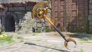 Reinhardt wujing golden rockethammer