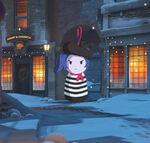 Winter Wonderland - Widowmaker - Ornament spray