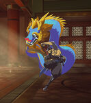 Hanzo - Blue Dragon spray
