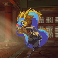 Blue Dragon (<a href=