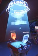 Arcadegame holobloks