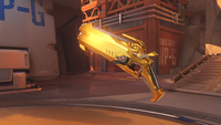 Reaper classic golden hellfireshotguns