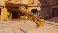 Pharah raindancer golden rocketlauncher
