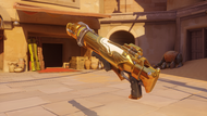Pharah jackal golden rocketlauncher