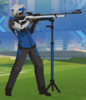 Ana Spray - Shooting