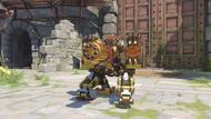Bastion rooster golden sentry