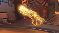 Soldier76 bone golden heavypulserifle