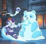 Winter Wonderland - Mei - Sculpting spray