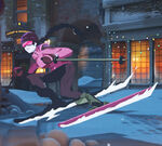 Winter Wonderland - Widowmaker - Skiing spray