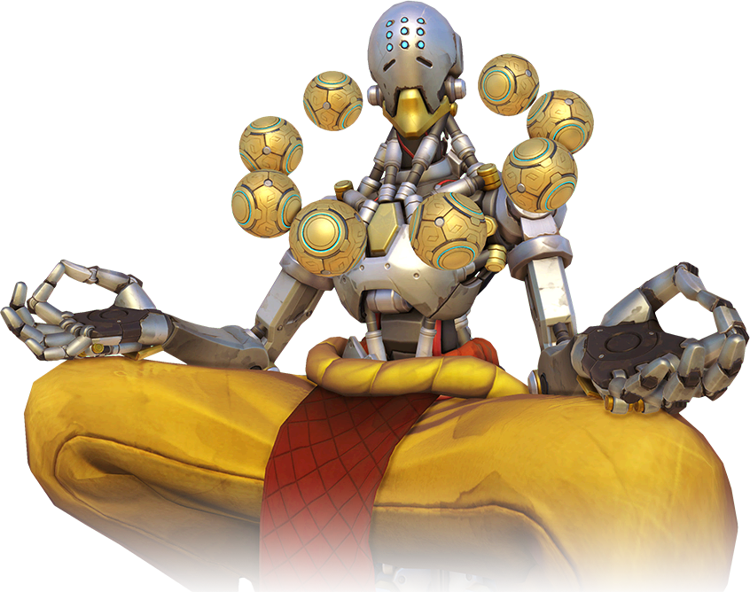 Zenyatta Overwatch Wiki Fandom Powered By Wikia