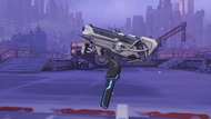 Sombra cyberspace machinepistol