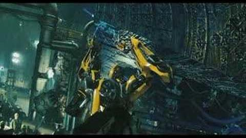 Transformers The All Spark Music