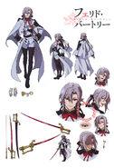 Vampire Profiles - Ferid Bathory
