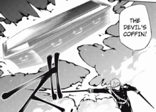 Devils coffin
