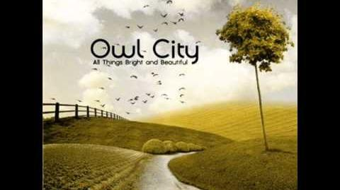 Owl City - Angels