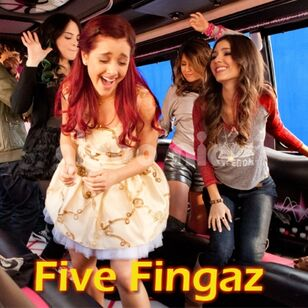 Five Fingaz To The Face
