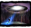 Fenomenul de răpire extraterestră
