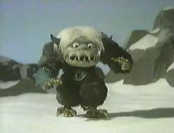 Rankin bass Goozzle-Goblins