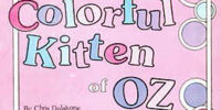The Colorful Kitten of Oz