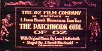 The Patchwork Girl of Oz (film)