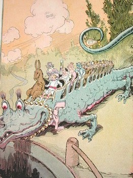 Quox Dragon