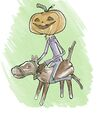 Jack and sawhorse