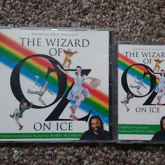 <b>Wizard Of Oz: On Ice Soundtracks on CD and Cassette Tape</b>