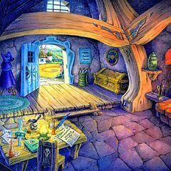 Munchkin house