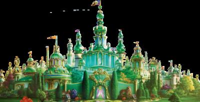 EmraldCity Castle
