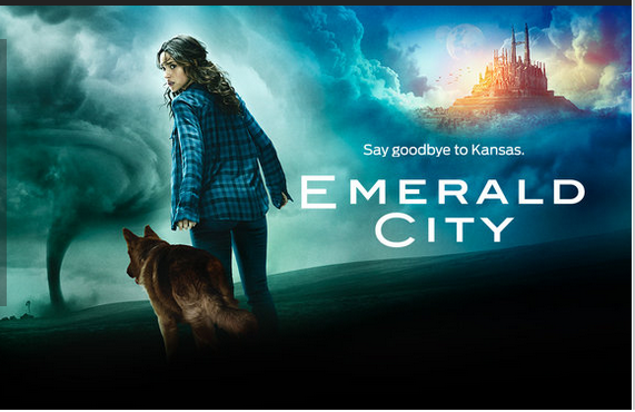 Image result for Emerald City (TV series)
