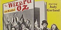 The Wizard of Oz on Radio