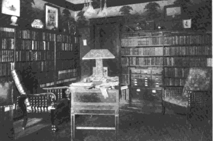 File:Ozcot, Hollywood, California library 1911.png