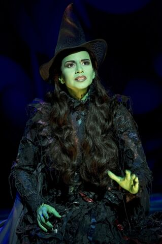 File:Mandy Gonzalez (Elphaba) in the Broadway production.jpeg