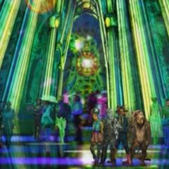 Inside the Emerald City