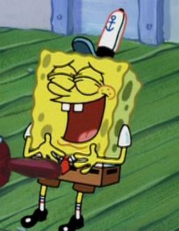 Image - Spongebob laugh.png   Heroes Wiki   FANDOM powered ...