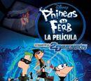 Phineas y Ferb. La Película: A Través de la 2da Dimensión