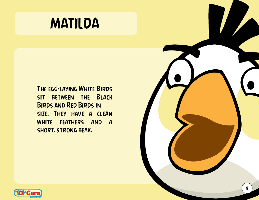 Matilda (Angry Birds) | Heroes Wiki | FANDOM powered by Wikia