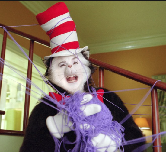 Cast Of The Cat In The Hat: Image - Cat In The Hat Laughing.png