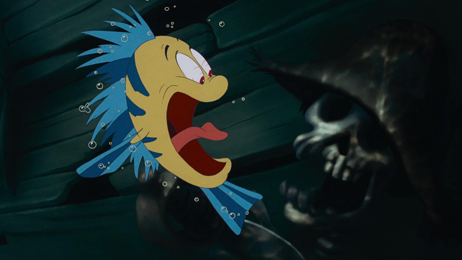 Uncategorized Flounder From Little Mermaid flounder heroes wiki fandom powered by wikia