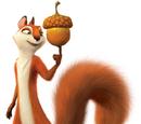 Andie (The Nut Job)