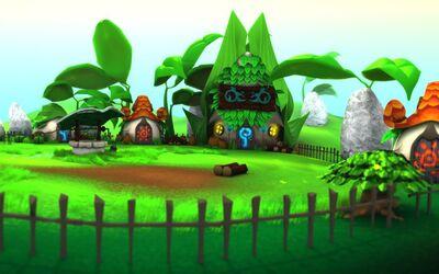 Pacifica Online-Grassland Village Intro