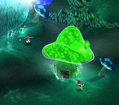 Pacifica Online-Mushroom Field
