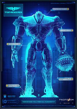 Titan Redeemer Blueprint