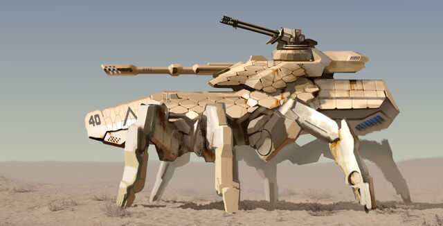 File:Yep it s one another walking tank by vombavr-d5apwde.jpg
