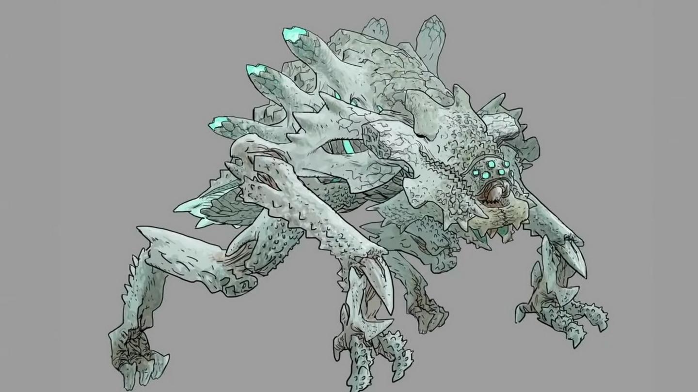 Image - Early Kaiju Concept-098.jpg | Pacific Rim Wiki ... Pacific Rim Kaiju Category 100