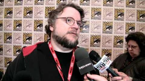 Pacific Rim Comic-Con Exclusive Guillermo Del Toro