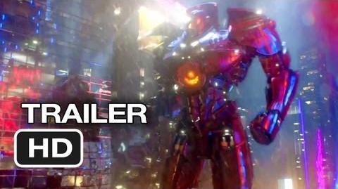 Pacific Rim Official Trailer - At The Edge (2013) - Guillermo del Toro Movie HD