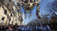 Jaeger Parade