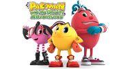 .028 Pac-Man Spiral Cylindria & Zachary