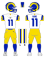 Rams alternate uniform